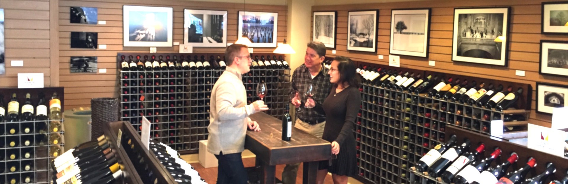 A look behind those great people and amazing bottles at Vintology Wine & Spirits.