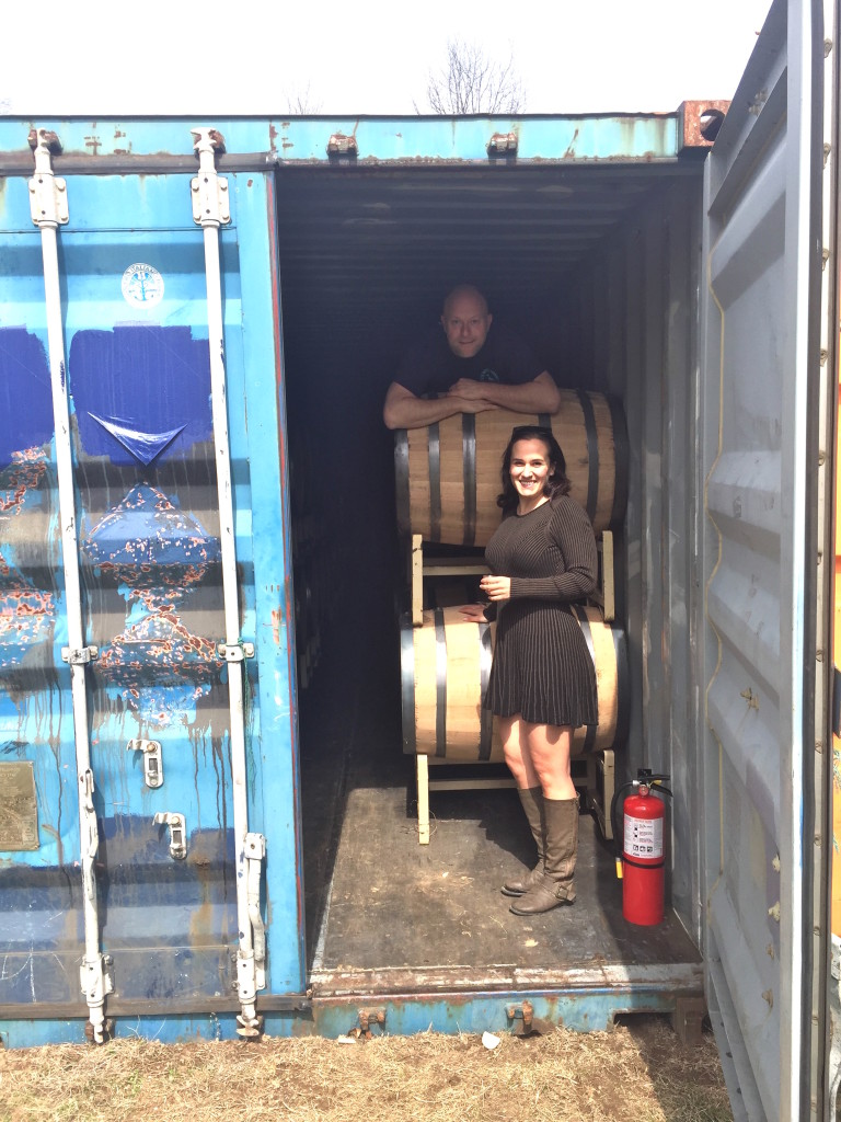 Containers and Collaborations: Visiting the Rapidly Growing Taconic Distillery