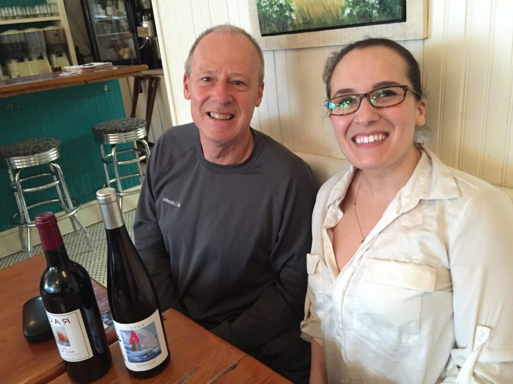 Greg Gove: I'm in a New York State of Wine