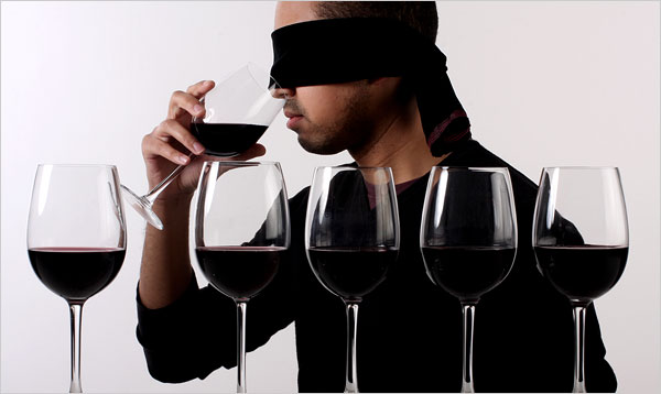 One Tip to Blind Tasting