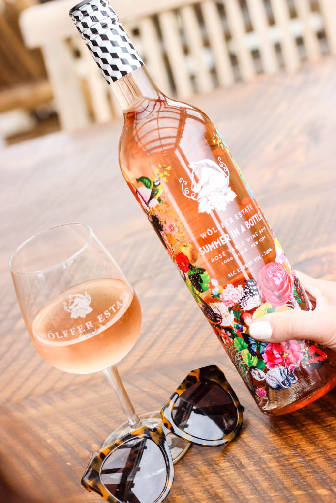 Wolffer 'Summer in a Bottle' Rosé
