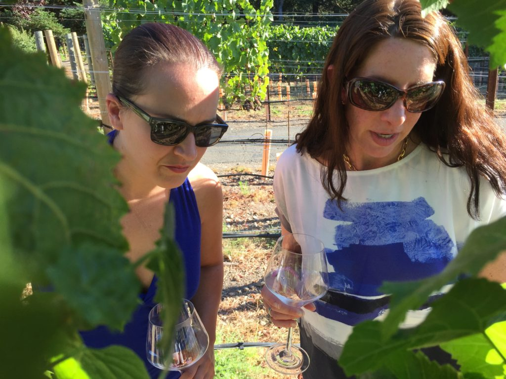 Soul to Table: An Evening with Kerith Overstreet of Bruliam Wines